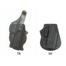 Funda pistola Fobus paddle / cinturón con sistema TB/SH