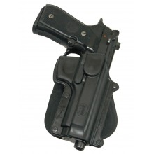 Funda pistola Fobus rotatoria paddle / cinturon