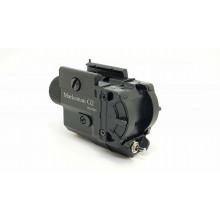 Linterna laser para pistola. Marksman GEN 2
