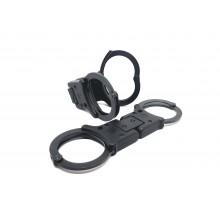Grillete rígido plegable ULTIMATE negro doble cerradura TCH852B