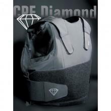 Chaleco antibalas interno C.P.E. PRO 360º NIJ II Diamond con protección arma blanca