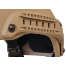 Kit railes para casco balístico C.P.E.