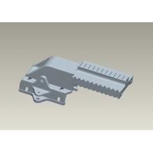 Trirrail Picatinny  AMP 12.70 - M2-01