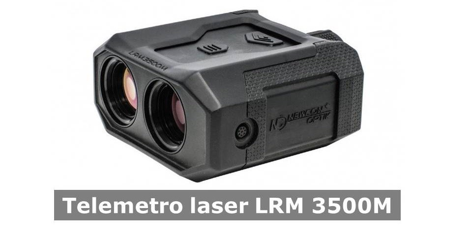 Telemetro laser LRM 3500M