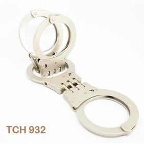 Grillete sobredimensionado de aleación ligera y doble cerradura TCH932