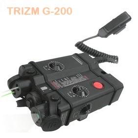 Designador/Iluminador militar y policial laser TRIZM G-200